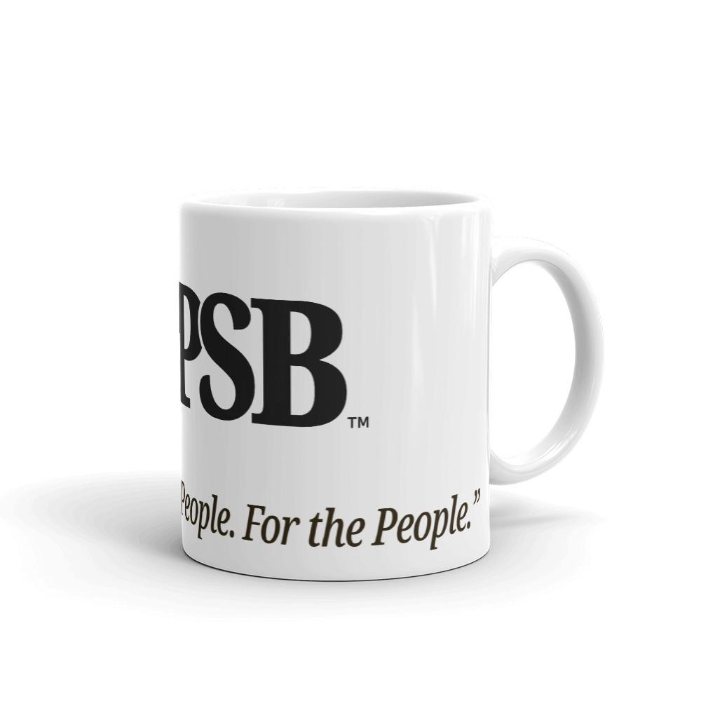 Patriots' Soapbox PSB Coffee Mug